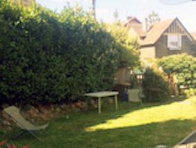 appartement studio meublé versailles coquelicot jardin