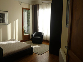 furnished apartement versailles Dalhia Bedroom 3