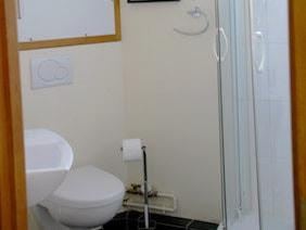 appartement studio meublé versailles edelweiss salle de bain