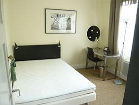 appartement meublé versailles Fushia chambre 1