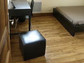 appartement meublé versailles Fushia chambre 2